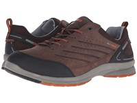 Allrounder By Mephisto Calistro Dark Brown Ori S Men's Lace Up Casual Shoes