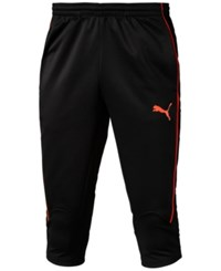 Puma Men's Evotrg Cropped Drycell Pants Black