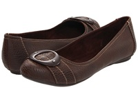 Dr. Scholl's Franca Chocolate Bar Women's Flat Shoes Brown