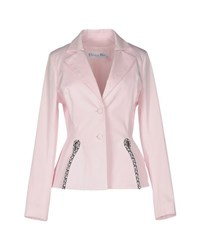 Christian Dior Dior Suits And Jackets Blazers Women Light Pink