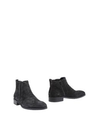 Aldo Brue Ankle Boots Steel Grey