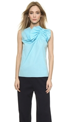 Viktor And Rolf Sleeveless Top Sky Blue