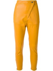 Manning Cartell 'Turn Table' Trousers Yellow And Orange