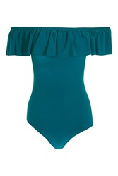 Love Frill Bodysuit By Teal