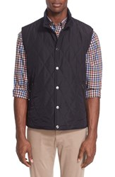 Paul And Shark Men's Quilted Vest