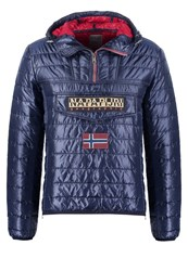 Napapijri Rainbow Light Jacket Blu Marine Dark Blue