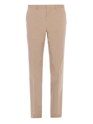 Gucci Relaxed Leg Cotton Blend Chino