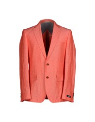Boss Black Suits And Jackets Blazers Men Coral