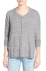Women's Stateside Slouchy Linen Blend Sweater