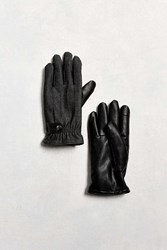 Urban Outfitters Denim Glove Black