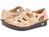 Alegria Pesca Almond Women's Hook And Loop Shoes Brown