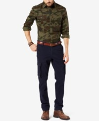 Dockers Alpha Athletic Fit Good Cargo Pants Pembroke