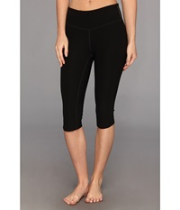 New Balance Ultimate Knee Capri Black Women's Capri