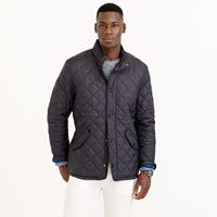 J.Crew Barbour Flyweight Chelsea Quilted Jacket
