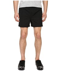 The Kooples Technical Nylon Shorts Black Men's Shorts