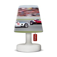 Fatboy Cooper Cappie Lampshade Car Race