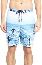 Surfside Supply Men's Beach Graphic Board Shorts
