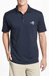 Men's Big And Tall Cutter And Buck 'St. Louis Rams Genre' Drytec Moisture Wicking Polo