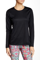 Asics Long Sleeve Core Tee Black