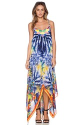 Kas Doto Maxi Dress Blue