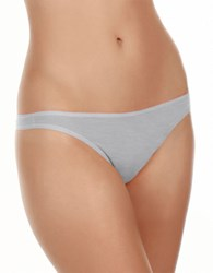 Felina Sublime Thong Grey Heather