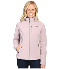 The North Face Apex Bionic Jacket Quail Grey Women's Coat Pink