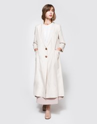 Rachel Comey Rambler Coat Natural