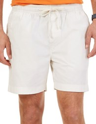 Nautica Drawstring Shorts White