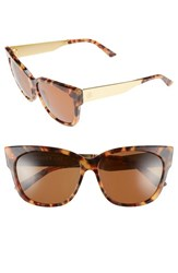 Electric Eyewear Women's Electric 'Danger Cat Lx' 59Mm Cat Eye Sunglasses