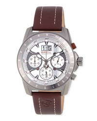 Breil Milano Breil Abarth Chronograph Watch Brown