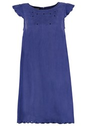 Kookai Summer Dress Indigo Blue