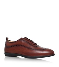 Sutor Mantellassi Walsh Punch City Sneakers Male Brown
