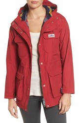 Penfield Women's 'Kasson' Double Layer Mountain Parka Deep Red