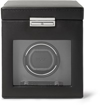 Wolf Viceroy Single Watch Winder Black