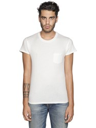 Levi's Cotton Jersey V Neck T Shirt