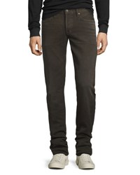 Tom Ford Five Pocket Corduroy Pants Brown