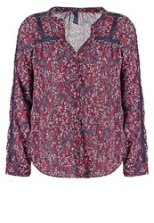Gap Blouse Red