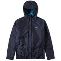 Patagonia Insulated Torrentshell Jacket Blue