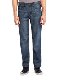 Kenneth Cole Reaction Relaxed Fit Jeans Medium Indigo