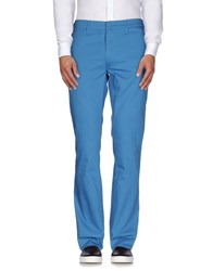 Cheap Monday Trousers Casual Trousers Men Pastel Blue