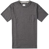 Rag And Bone Standard Issue Pocket Tee Grey