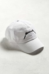 Urban Outfitters Bravado Metallica Dad Hat White