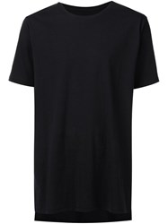 Zanerobe Logo Patch T Shirt Black