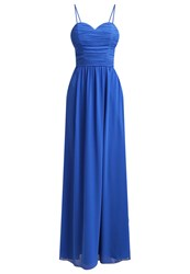 Chi Chi London Mikki Occasion Wear Cobalt Blue Dark Blue