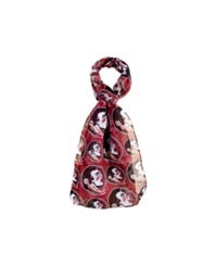 Forever Collectibles Florida State Seminoles All Over Logo Infinity Scarf Maroon