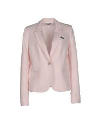 Sinequanone Suits And Jackets Blazers Women Light Pink