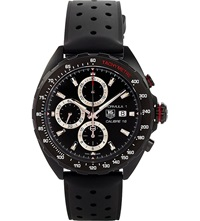 Tag Heuer Caz2011.Ft8024 Formula 1 Steel And Rubber Watch