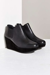 Kelsi Dagger Brooklyn Thea Wedge Ankle Boot Black