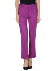 Moschino Cheap And Chic Moschino Cheapandchic Trousers Formal Trousers Women Mauve