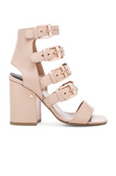 Laurence Dacade Kloe Leather Heels In Neutrals